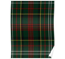 00376 Royal Army of Oman Tartan  Poster