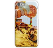 Screaming Sisters Making Weather. iPhone Case/Skin