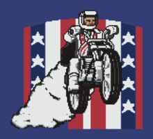Evel Pixels by Studio Number Six