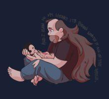 Steven Universe: Greg and Steven  Kids Clothes