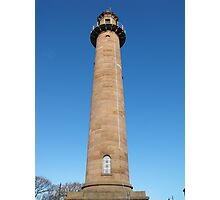 Upper Lighthouse Fleetwood Photographic Print