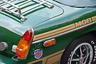 The art of the car: MGB by John Schneider