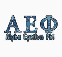 Alpha Epsilon Phi by Sophiarez
