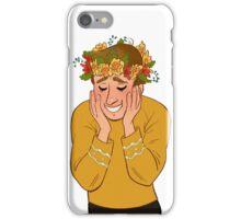 Captain James T. Kirk Valentine iPhone Case/Skin