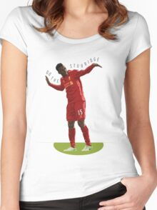 Do The Sturridge. Women's Fitted Scoop T-Shirt