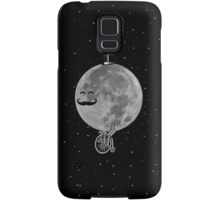 Lunar Cycle Samsung Galaxy Case/Skin