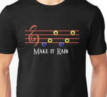Legend of Zelda Make it Rain Unisex T-Shirt