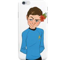 Dr. Leonard McCoy Valentine iPhone Case/Skin