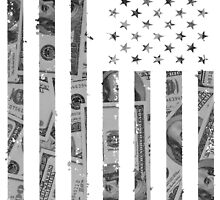 American Flag Money by IainW98