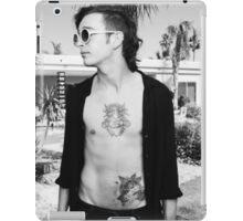 Matthew Healy - The 1975 iPad Case/Skin