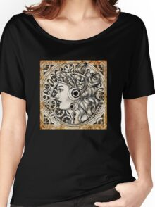 Our Lady of the Gears Women's Relaxed Fit T-Shirt