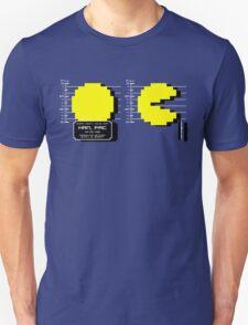 Pac Man Busted! -pixel version-  T-Shirt