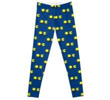 Pac Man Busted! -pixel version-  Leggings
