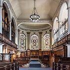 St.Ann church in Manchester by jasminewang