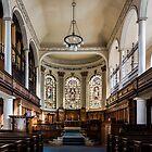 St. Ann church in Manchester by jasminewang