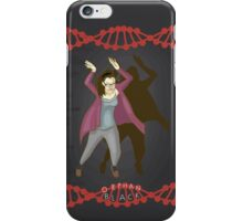 Clone Club Dance Party - Cosima iPhone Case/Skin