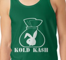 White Kold Ka$h Tank Top