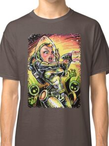 Space Girl 20 Classic T-Shirt