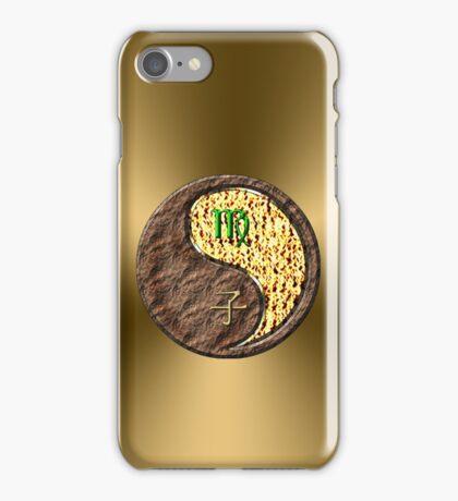 Virgo & Rat Yang Fire iPhone Case/Skin