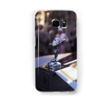 Rolls Royce in wedding analog medium format Hasselblad film photograph Samsung Galaxy Case/Skin