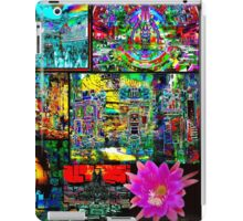 ART LIBERATION PROJECT on the Late Great Planet Earth iPad Case/Skin