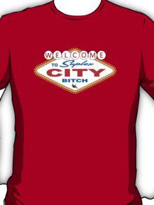 Welcome To Suplex City, Bitch. T-Shirt