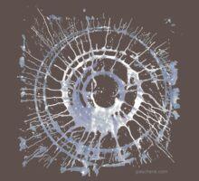 Spin Art Shirt 01 by gwschenk