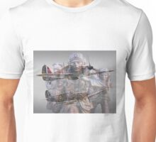 Scramble 75 Years On - The Battle of Britain Unisex T-Shirt