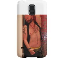 Troy - Feeling Good ! Samsung Galaxy Case/Skin