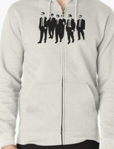 All right ramblers Zipped Hoodie