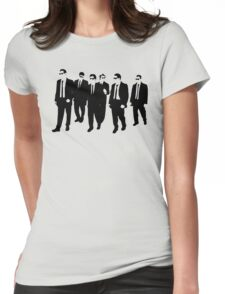 All right ramblers Womens Fitted T-Shirt