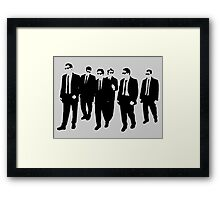 All right ramblers Framed Print