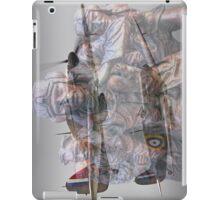 Scramble 75 Years On - The Battle of Britain iPad Case/Skin