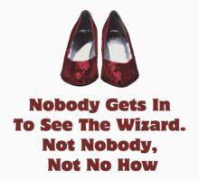 Wizard of Oz by Zehda