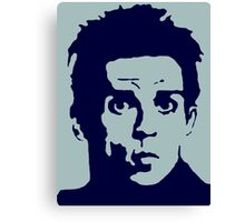 Blue Steel Canvas Print