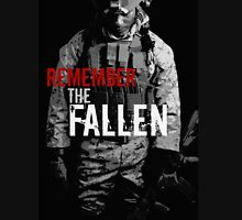 Remember the Fallen (RED) Unisex T-Shirt