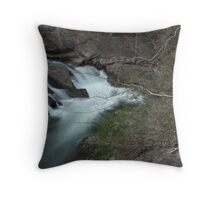 Cool pool Throw Pillow