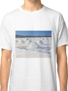 Uyuni salt flat - Bolivia Classic T-Shirt