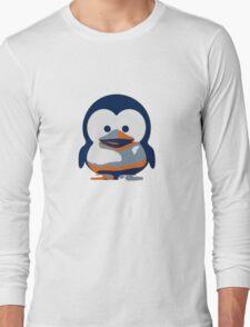 Linux Baby Tux II Long Sleeve T-Shirt