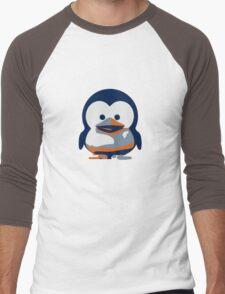 Linux Baby Tux II Men's Baseball ¾ T-Shirt