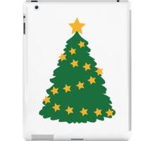 Christmas fir tree iPad Case/Skin