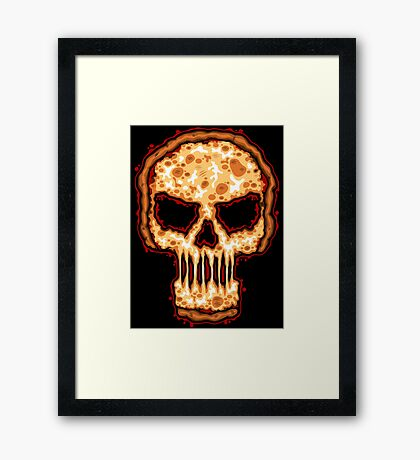 What do you want on your Tombstone? Framed Print