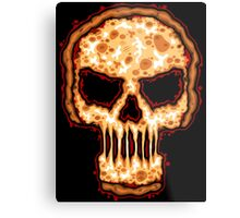 What do you want on your Tombstone? Metal Print