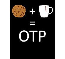 Cookie + Mug = OTP (Carmilla) Photographic Print