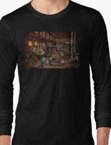 Steampunk - Final inspection 1915 Long Sleeve T-Shirt