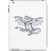 Basilisk Crowing iPad Case/Skin