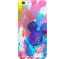 Disneyland Balloons #3 iPhone Case/Skin
