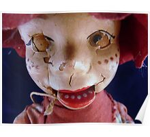 Howdy Doody-- Forced to act in B Horror Movies Poster