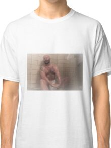 Troy T Scott - Wet & Hairy Chillout  Classic T-Shirt