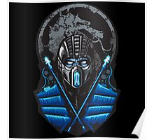 Sub-Zero Mortal Kombat Poster